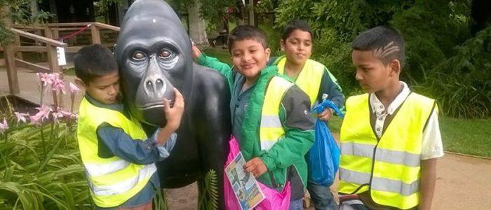 Bristol zoo visit